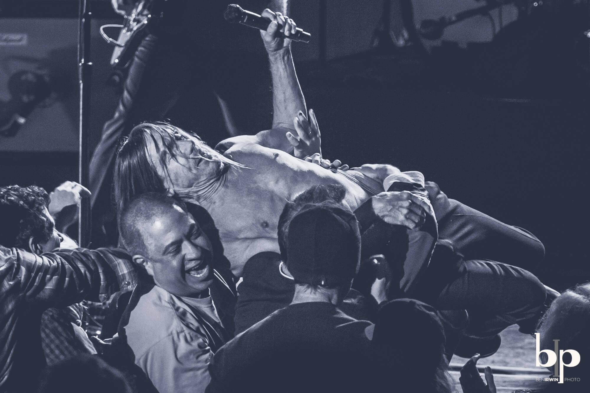 Iggy Pop - Josh Homme - bill callahan - Greek LA - 4-28-16_BI5413