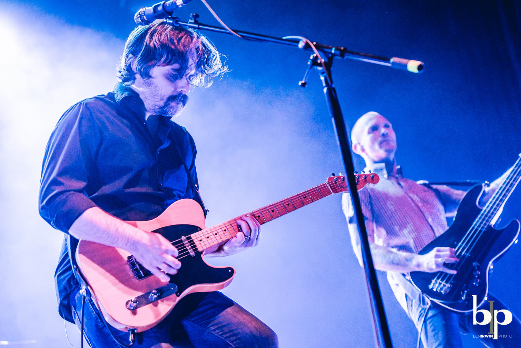Minus the Bear - Murder by Death - Observatory SD - 11-21-15_BI3834