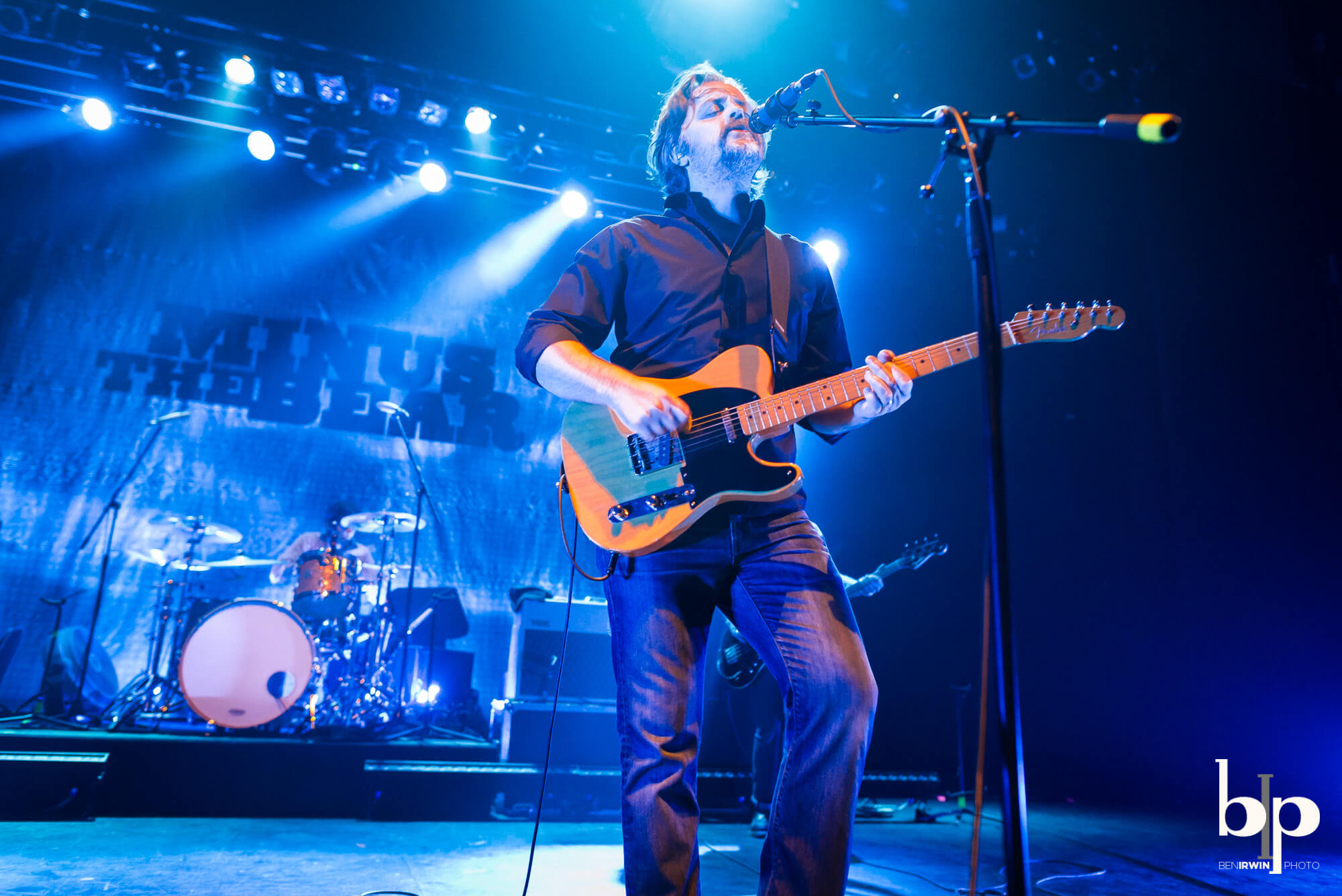 Minus the Bear - Murder by Death - Observatory SD - 11-21-15_BI3878